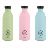 Urban Bottle - Pastel, bouteille nomade de 50 cl -24 Bottles