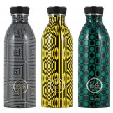 Urban Bottle - Optical, bouteilles nomades de 50 cl - 24 Bottles